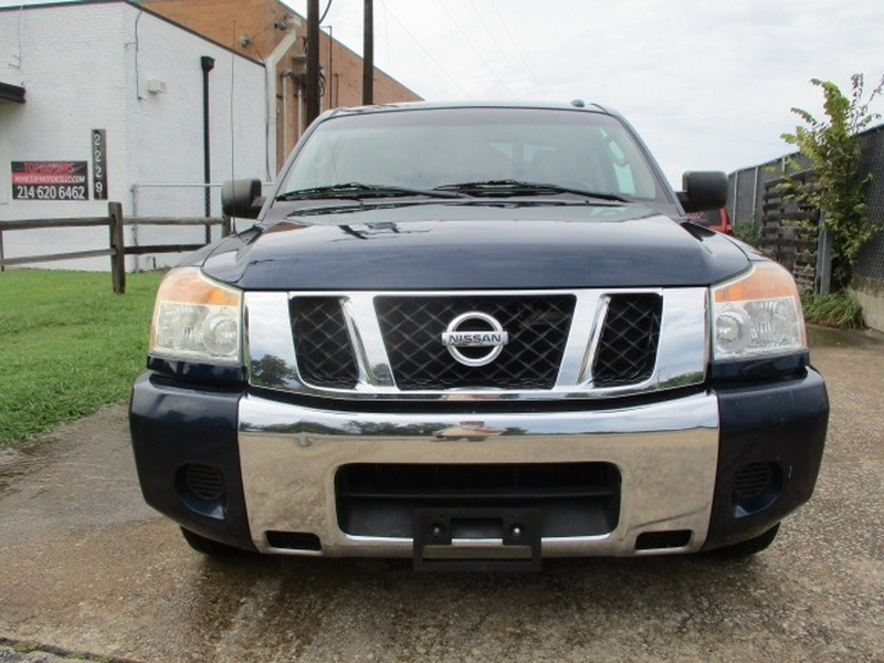 Nissan Titan 2009 price $11,495 Cash
