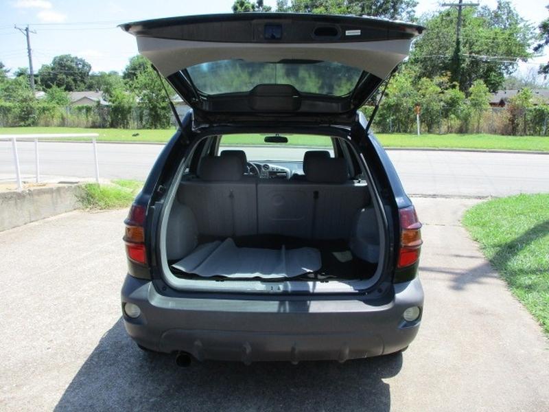 Pontiac Vibe 2003 price $4,995 Cash