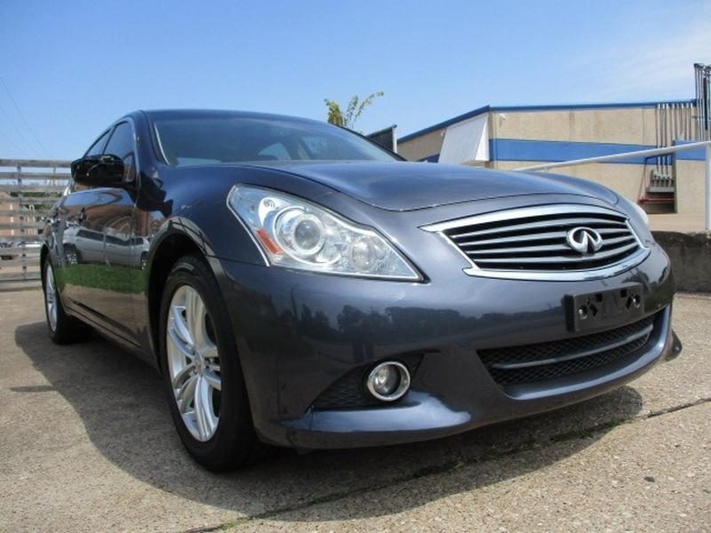 Infiniti G25 Sedan 2011 price $9,495 Cash