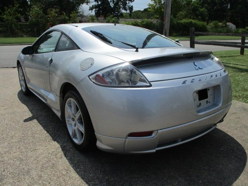 Mitsubishi Eclipse 2007 price $5,495 Cash