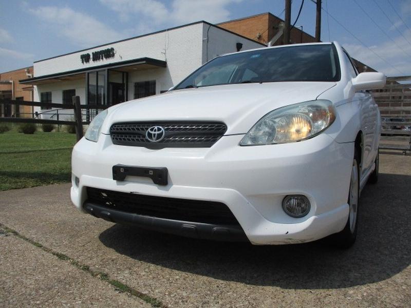 Toyota Matrix 2006 price $5,495 Cash