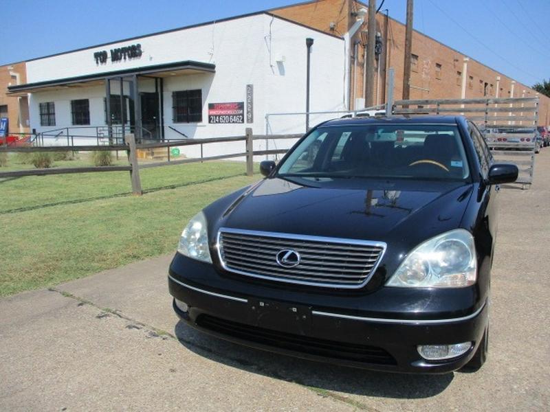 Lexus LS 430 2003 price $7,495 Cash