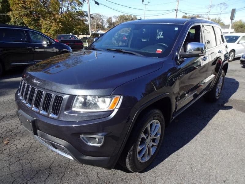 Jeep Grand Cherokee 2016 price $24,900