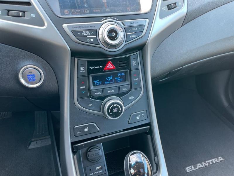 Hyundai Elantra 2014 price $12,900