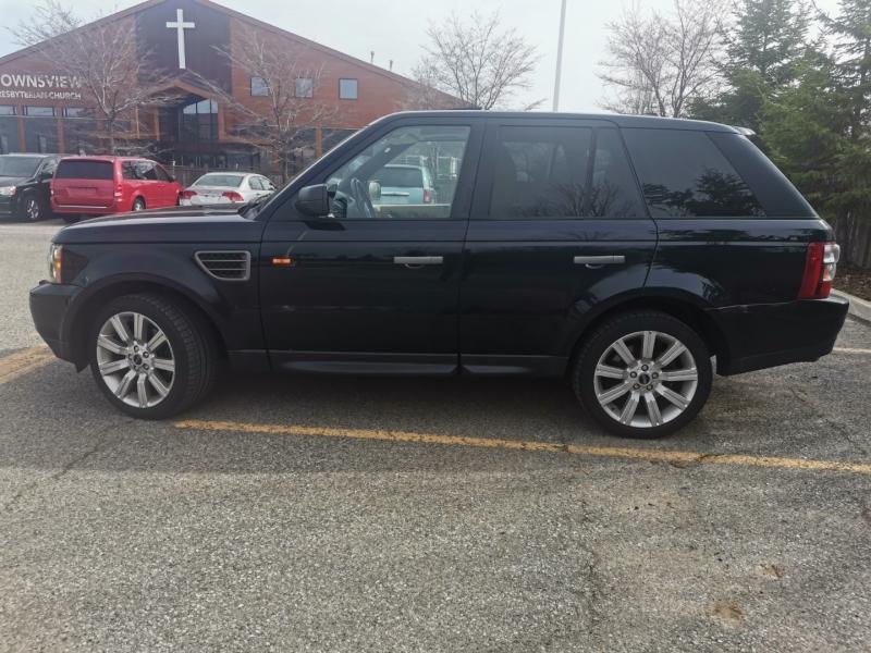 Land Rover Range Rover Sport 2008 price $11,990