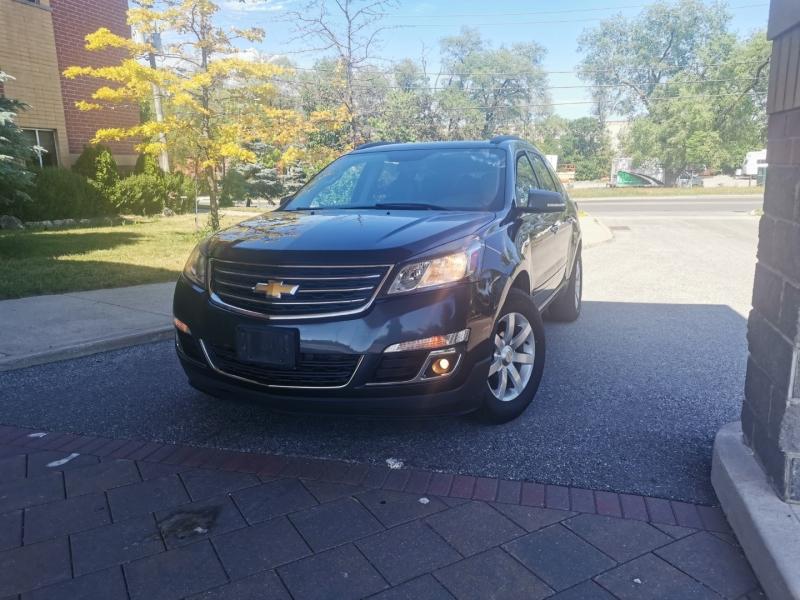 Chevrolet Traverse 2014 price