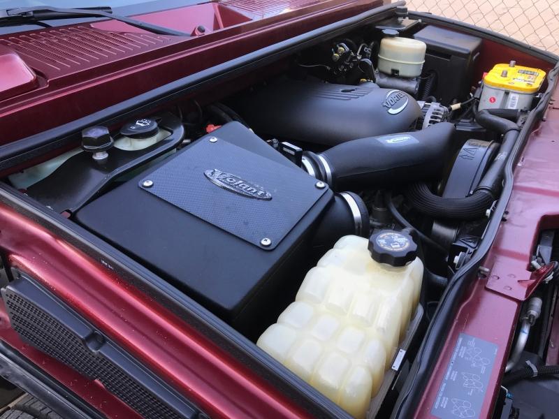 Hummer H2 2003 price $16,995