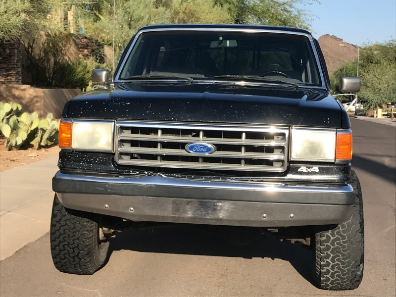 Ford Super Duty F-250 1988 price $4,995