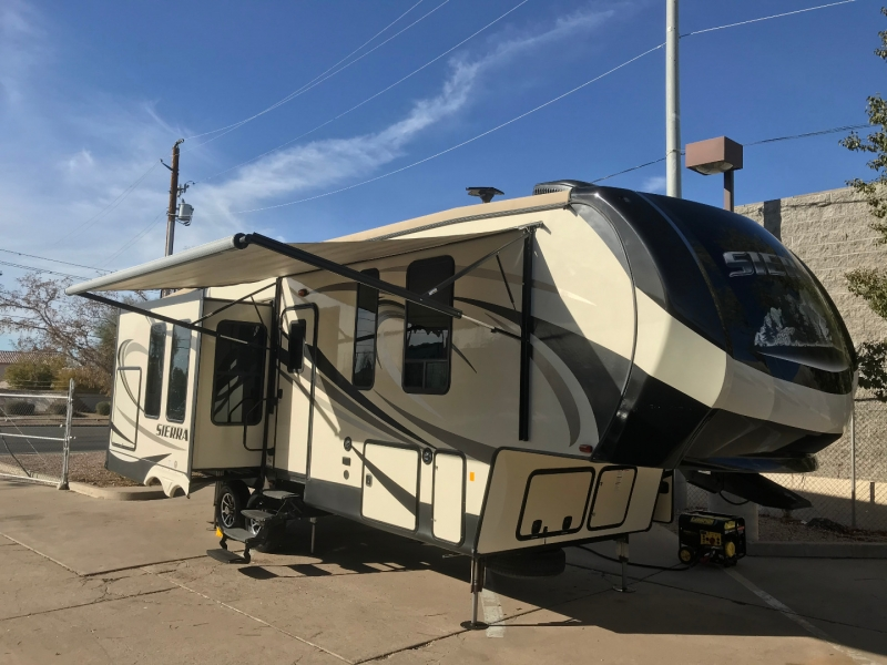 Forest River Sierra 343RSOK 2017 price $32,500