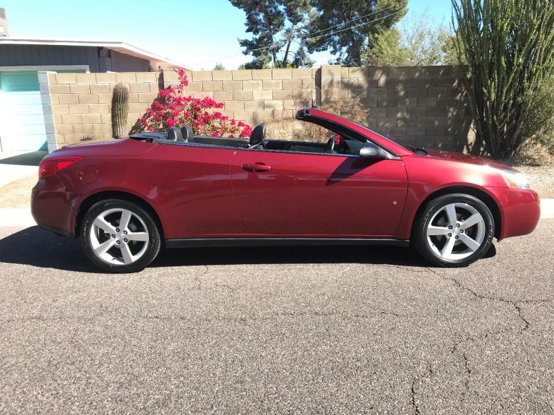 Pontiac G6 2009 price $11,995