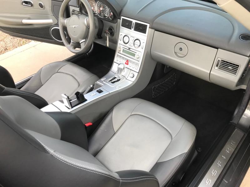 Chrysler Crossfire 2005 price $11,995