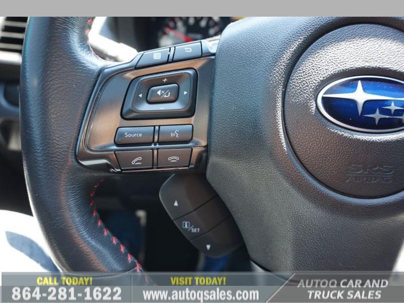 Subaru WRX 2018 price $26,291