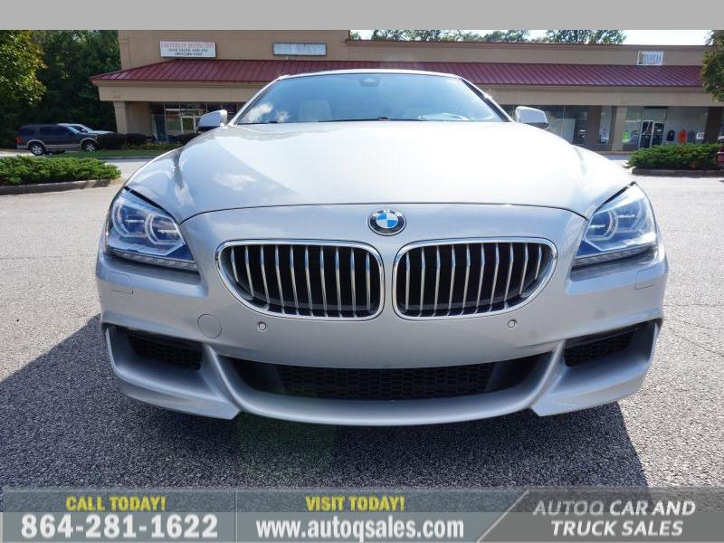 BMW 6-Series 2015 price $30,991