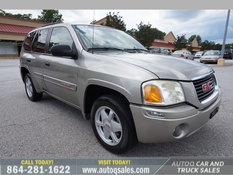 GMC Envoy 2003 price $4,491