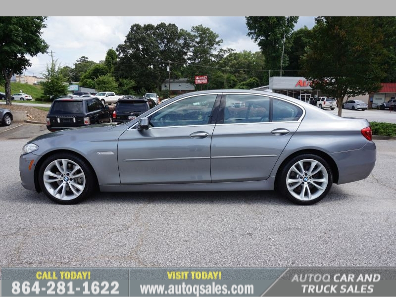 BMW 5-Series 2015 price $19,991