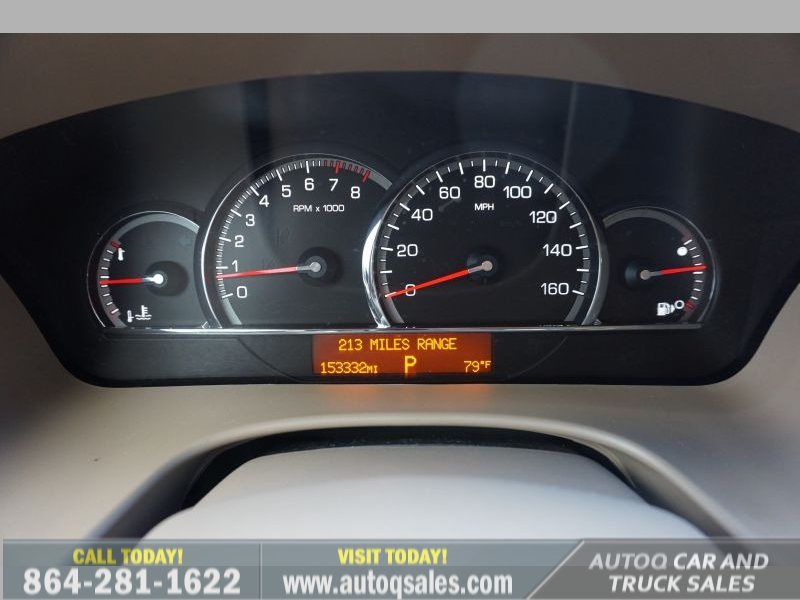 Cadillac STS 2011 price $8,591
