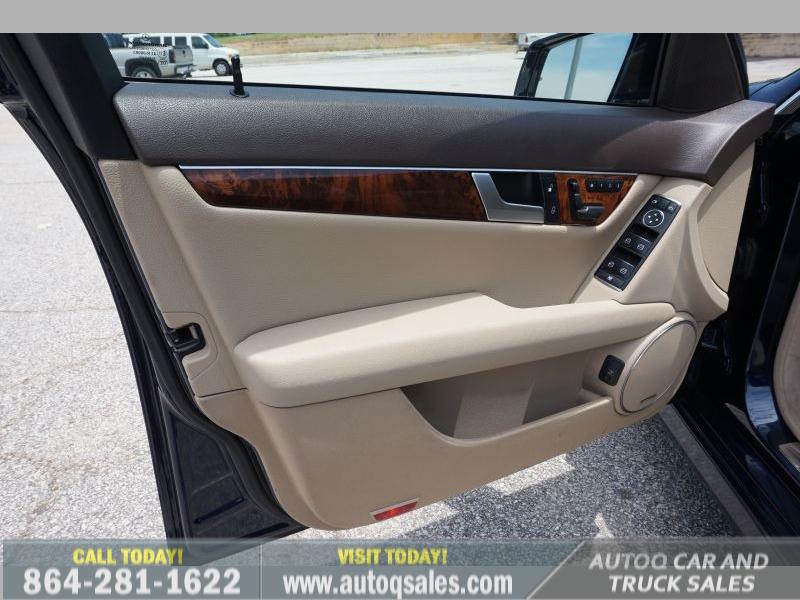 Mercedes-Benz C-Class 2012 price $11,991