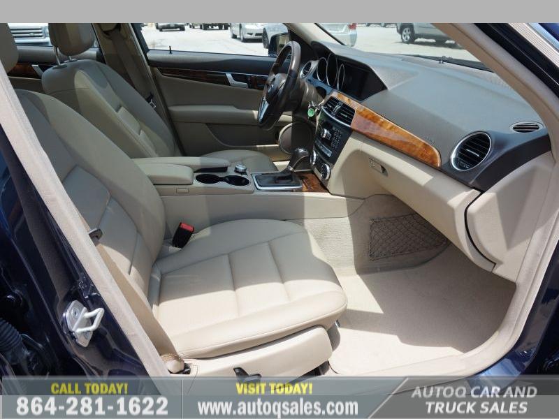 Mercedes-Benz C-Class 2012 price $12,391