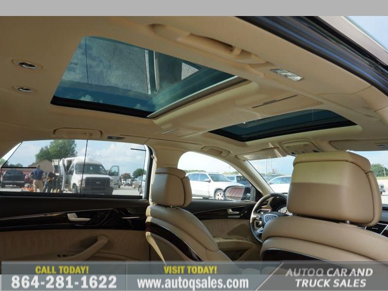 Audi A8 L 2017 price $36,491