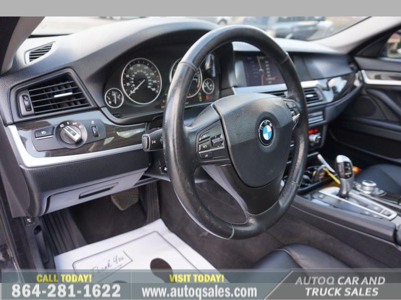 BMW 5-Series 2011 price $13,991