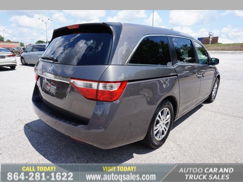 Honda Odyssey 2012 price $13,391