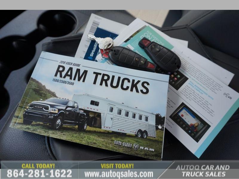 RAM 1500 2018 price $28,991
