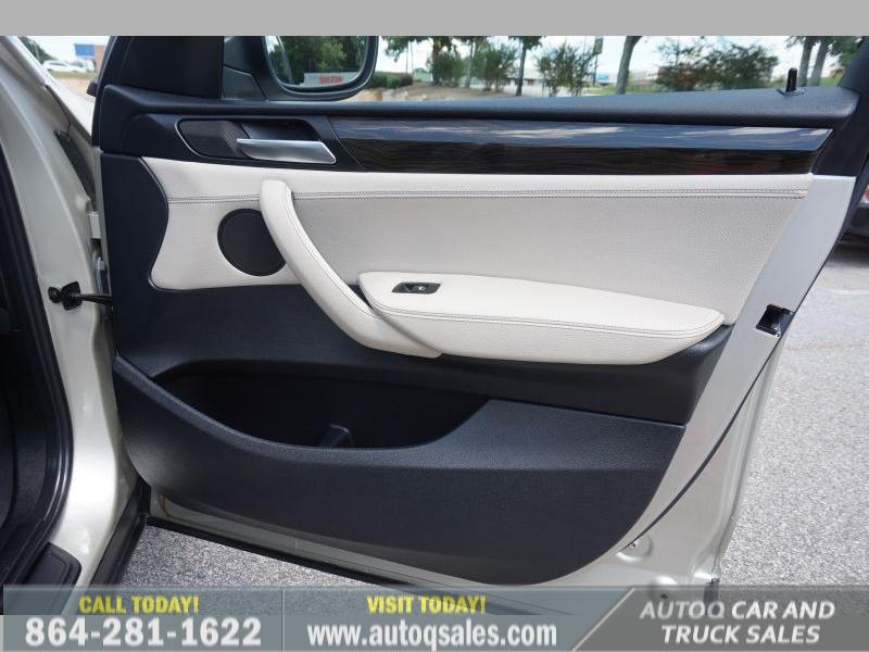 BMW X3 2011 price $13,491