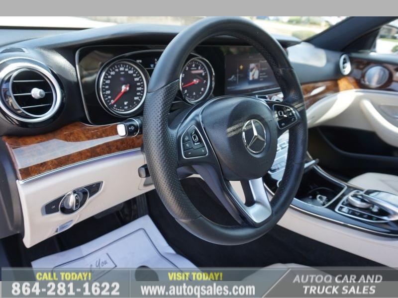 Mercedes-Benz E-Class 2017 price $27,391