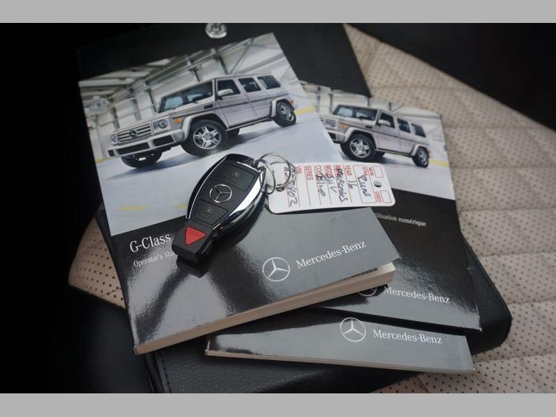 Mercedes-Benz G-Class 2016 price $89,991