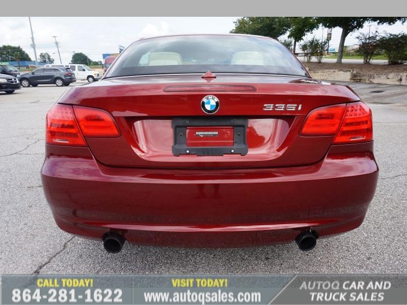 BMW 3-Series 2011 price $13,491