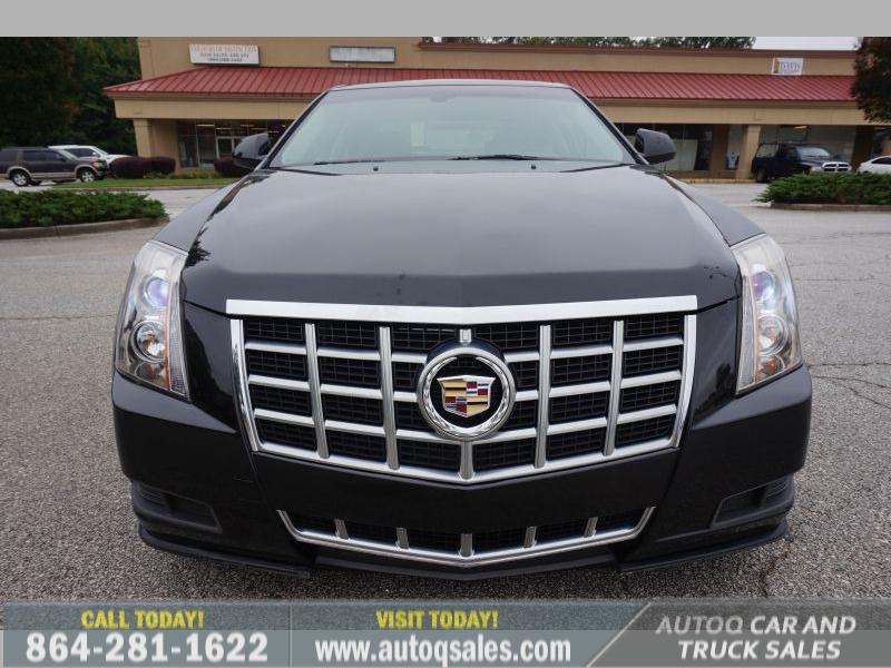 Cadillac CTS Sedan 2013 price $12,991