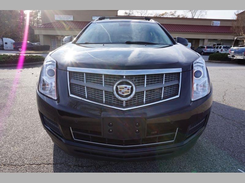 Cadillac SRX 2011 price $12,491