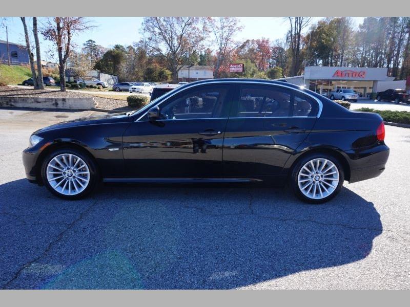 BMW 3-Series 2011 price $13,791
