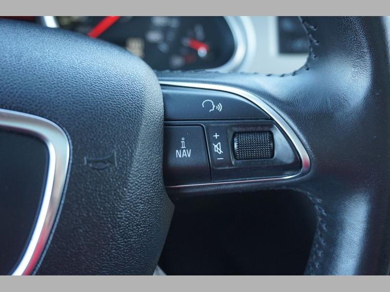 Audi Q7 2014 price $23,991