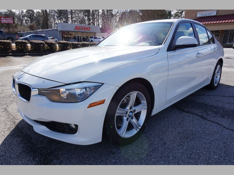 BMW 3-Series 2013 price $12,791