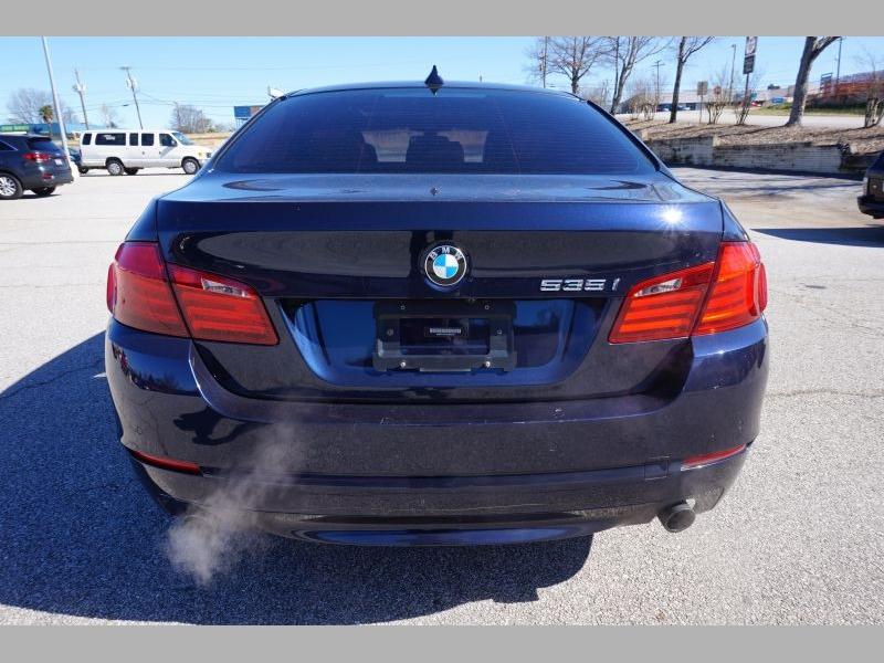 BMW 5-Series 2012 price $15,591