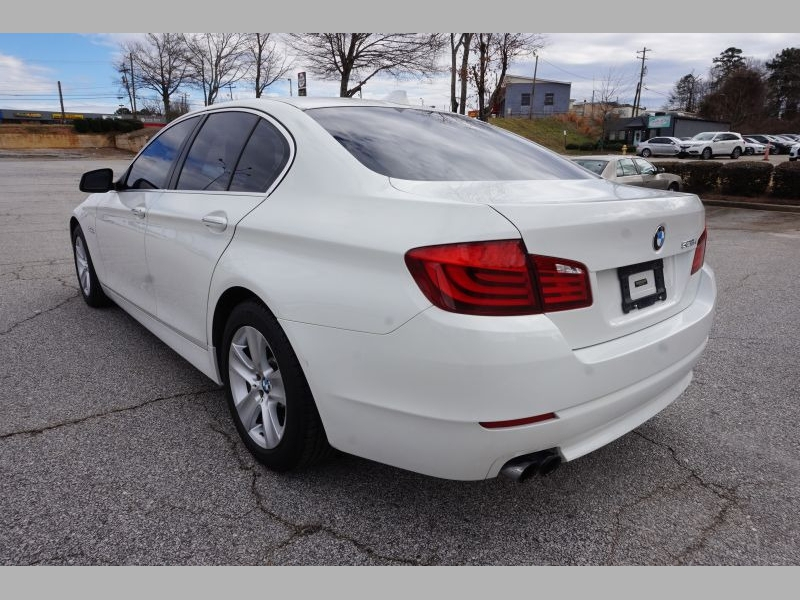 BMW 5-Series 2011 price $12,791