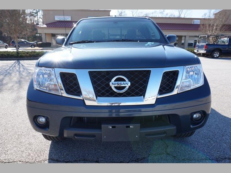 Nissan Frontier 2017 price $24,391
