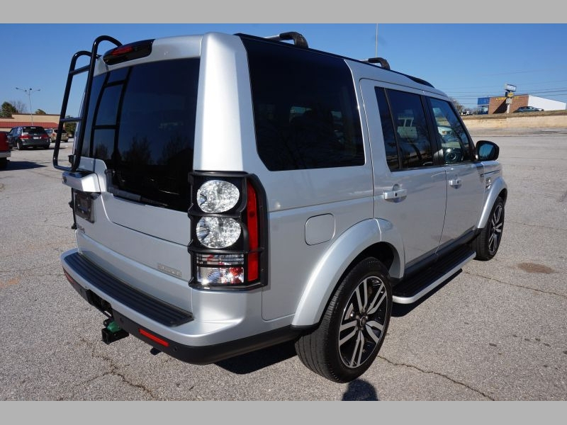 Land Rover LR4 2016 price $28,991