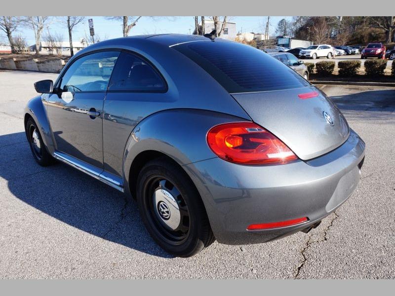Volkswagen Beetle Coupe 2014 price $14,491