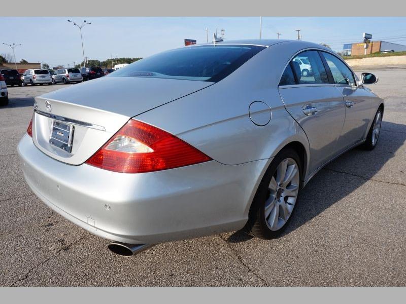 Mercedes-Benz CLS-Class 2008 price $13,991