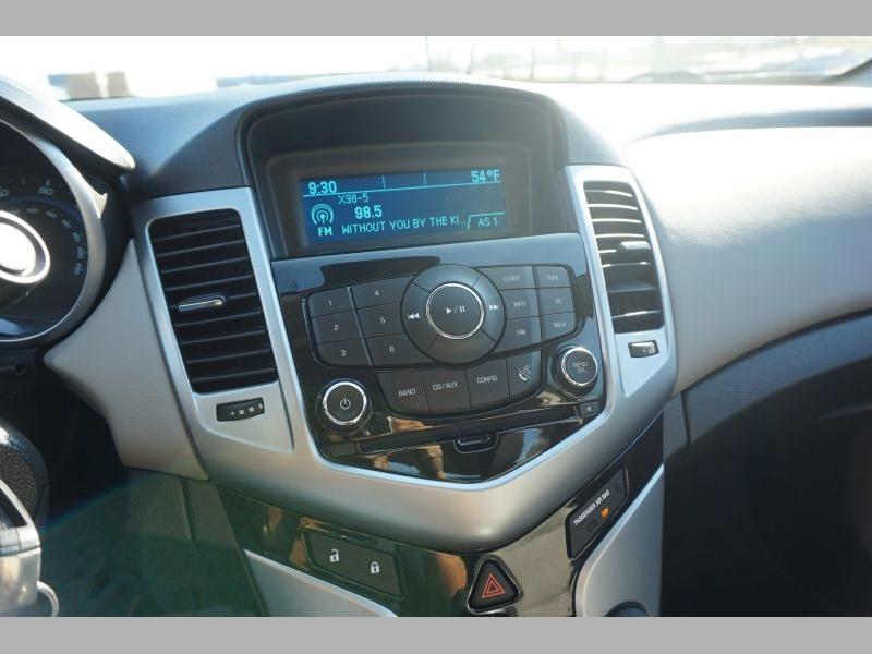 Chevrolet Cruze 2013 price $8,891