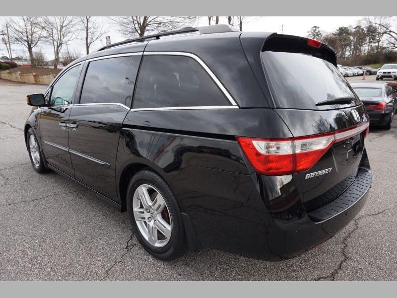 Honda Odyssey 2012 price $0
