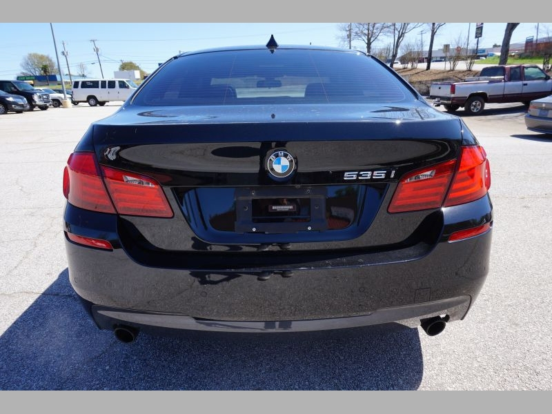 BMW 5-Series 2013 price $18,591