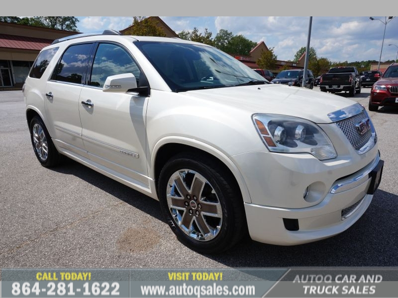 GMC Acadia 2012 price $13,991