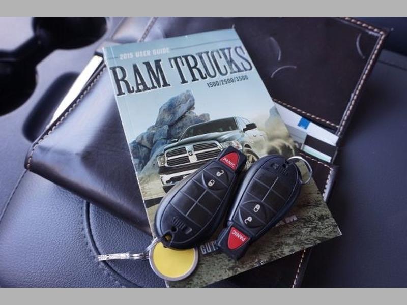 RAM 1500 2015 price $24,991