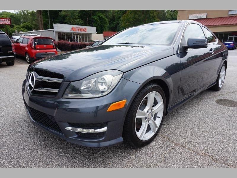 Mercedes-Benz C-Class 2014 price $16,991