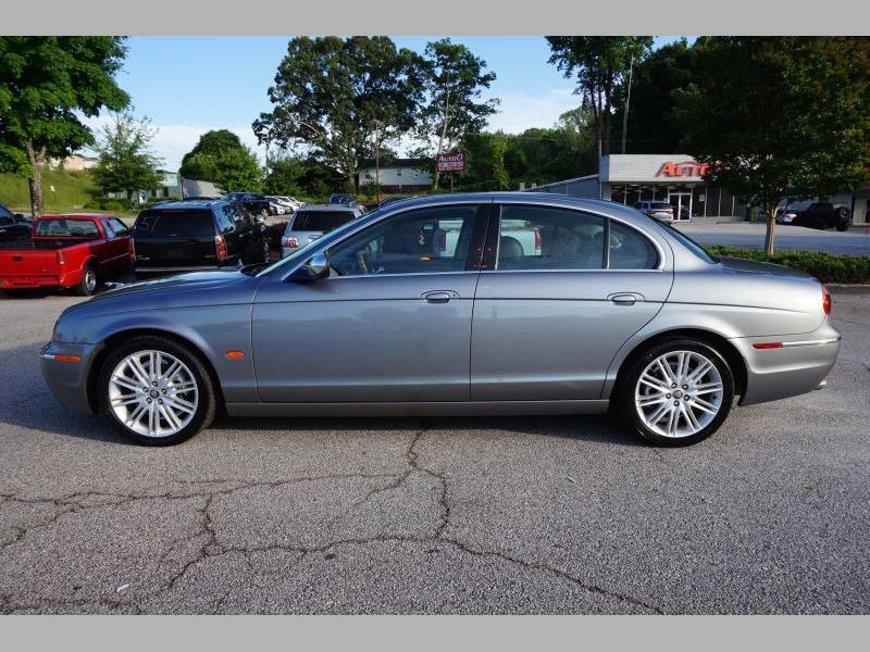 Jaguar S-TYPE 2008 price $10,691