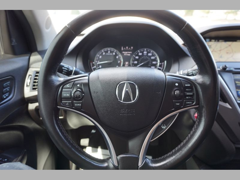 Acura MDX 2016 price $22,791