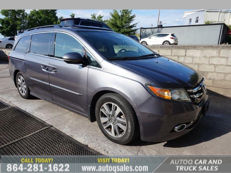 Honda Odyssey 2015 price $24,991